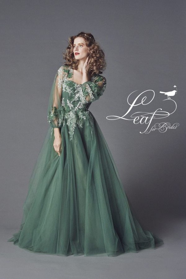 Leaf305 Green