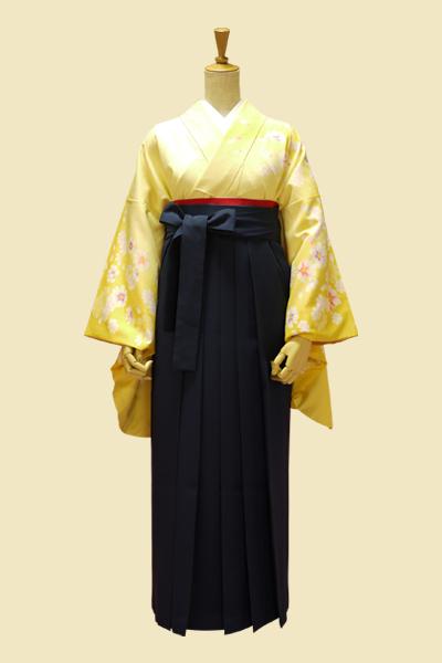 小袖NO.9 袴紺
