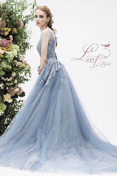 Leaf 284 Blue